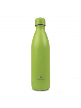 750ML STAINLESS STEEL INSULATED BOTTLE - GREEN