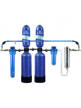 WHOLE HOUSE FILTER SYSTEM - USE UP TO 4,000,000 LITERS RHINO - 10 YEARS WARRANTY